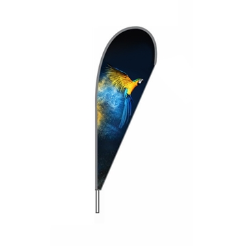 Picture of Large Teardrop Flag / Banner 4.5m (inc carry bag)