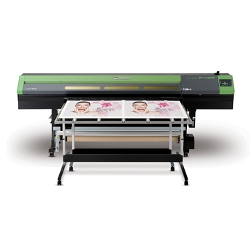 Picture of Roland VersaUV LEJ-640 UV LED Hybrid Printer