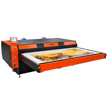 Picture of Sefa SubliMaxi 2513 LF Pneumatic Heat Press (255cm x 130cm)