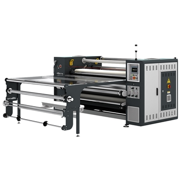 Picture of Diferro Piece & Roll to Roll Transfer Printing Machine DP Series