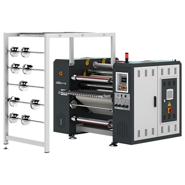 Picture of Diferro Ribbon Transfer Printing Machine DR Series