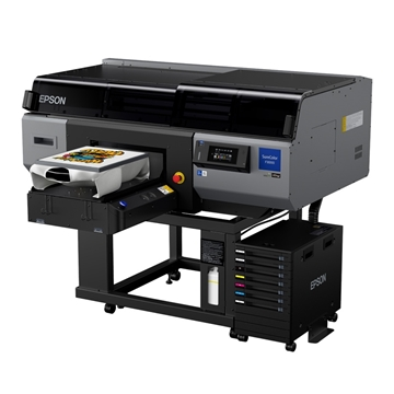 Picture of Epson SureColor SC-F3000 DTG Printer